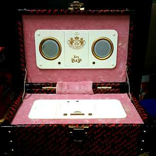 Juice Couture MP3 Speaker set guide