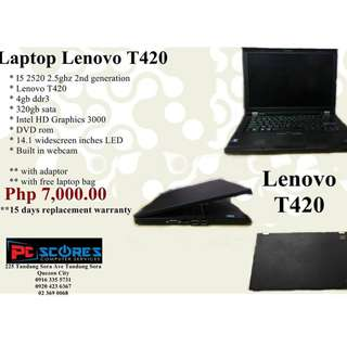 Laptop Lenovo T420