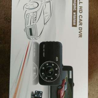 Car Camcorder with night vision