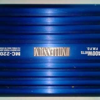 Millennium 1400w 2chnl