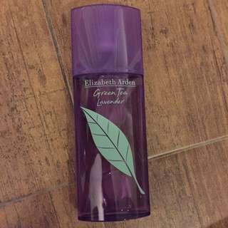 Green Tea and Lavender Perfume