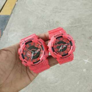 G shock unlimeted couple
