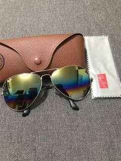 Ray.Ban 彩虹新款太阳眼鏡