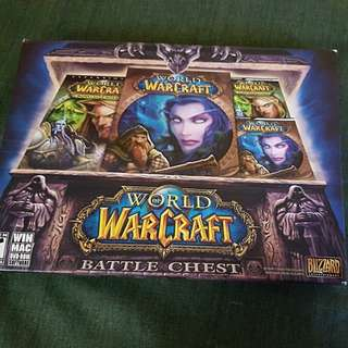 WOW Battle Chest - The Burning Crusade