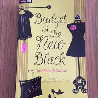 Fiction book/Budget is the new black/Fasten your seat belts