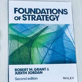 Foundations of Strategy (2nd Edition)