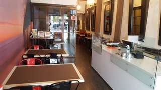Rare F&B cafe at 1st storey shophouse, middle of Keong Saik road for takeover