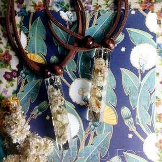 Gelang bunga edelweis