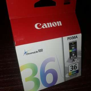 Canon - PIXMA 36 - CLI 36 Color