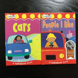 Talkabout Books for Children