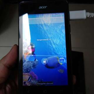 ACER Z200 Liquid Black-Red