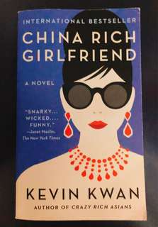 Preloved CHINA RICH GIRLFRIEND