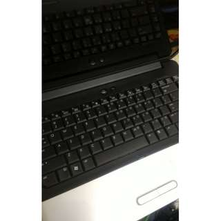 "Compaq CQ40 (14"", Celeron, 2G RAM, 160G HDD, Blueray)"