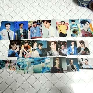 Guan Lin Stickers Wanna One