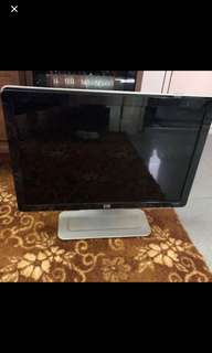 "HP w1907 19"" LCD Monitor"