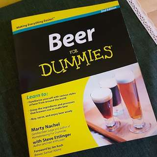 Beer for Dummies (2nd Edition)