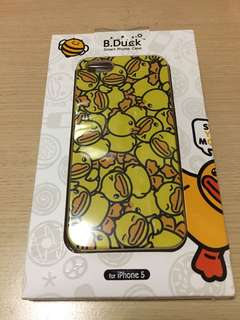B.Duck Smart Phone Case for iPhone 5 (包郵)