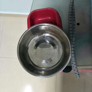 Stainless Steel Pet bowl. Have many size.