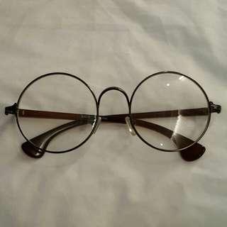 全新平光眼鏡
