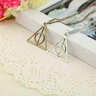 Harry Potter (metal necklace)