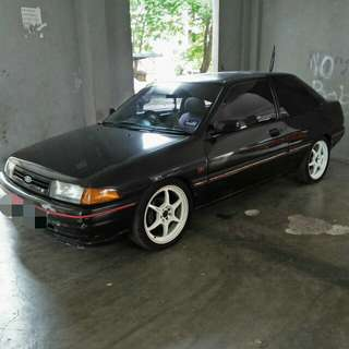 Ford laser tx3 1.8