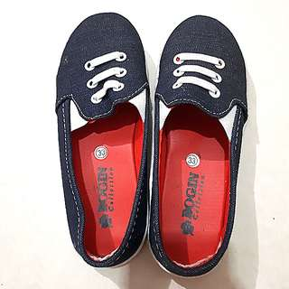 Kids Denim Shoes - size 33