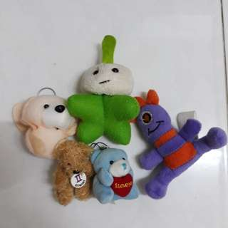 Instock Assorted Plushies (small)