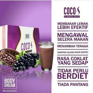 Cocos body Dream