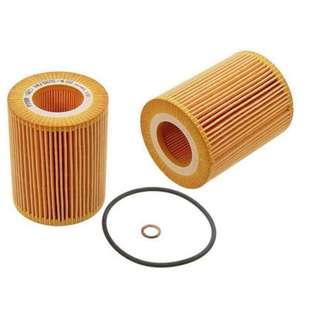 BMW parts: engine oil filter