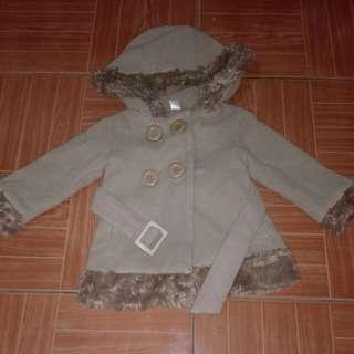 Brown Coat 9-12months