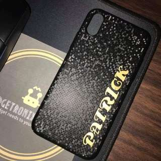 IPhone X Stylemarx Personalized Phone Case
