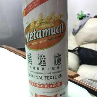 全新美達施天然纖維粉-橙味 528g
