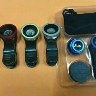 Clip Lens for Cellphone