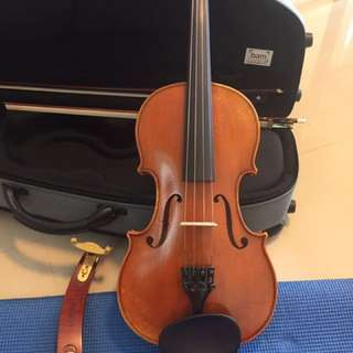 German Master Violin Karl Hofner