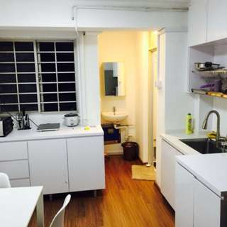 5 mins Lavender mrt/ Nicholl highway mrt common room rental