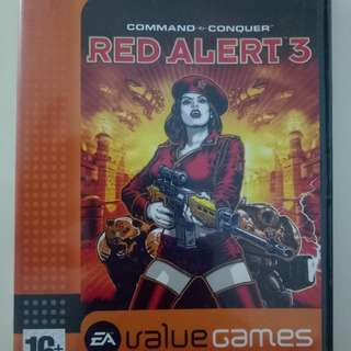 Command & Conquer Red Alert 3 PC game