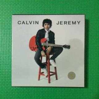 CD ALBUM CALVIN JEREMY (2012)