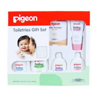 Pigeon Toiletries Gift Set #momratu