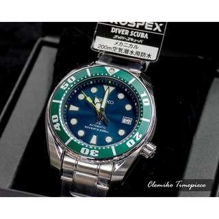 "Seiko Prospex Diver's 200m ""SZSC004"" ( 流通限定 / 綠色面細 MM 版 / Made in Japan )(可簽卡/可分期/現金交易優惠)02/24"