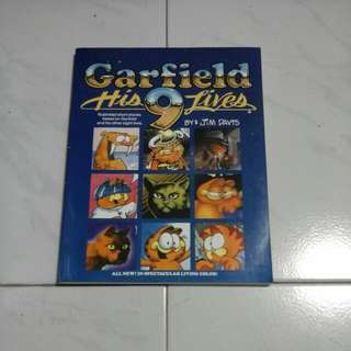 Garfield - His 9 Lives - Special Limited Edition