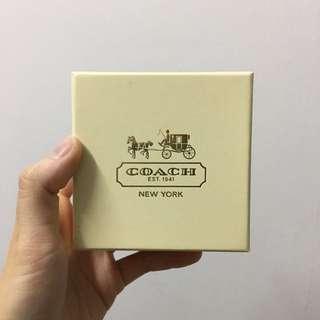 Coach 禮物盒