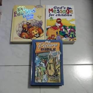 Bible Stories For Children - Daily Reading