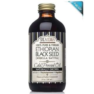 Ethiopian Black Seed Oil (8oz / 236ml)
