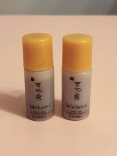 Sulwhasoo First Card Activating Serum EX 4ml x 2