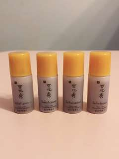 Sulwhasoo First Card Activating Serum EX 4ml x 4