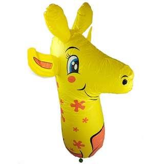 Giraffe roly poly toy