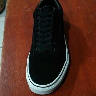 vans oldskool Pro S thrasher black white