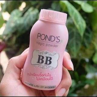 Bb ponds magic
