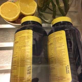 奧米茄魚油丸美國出品