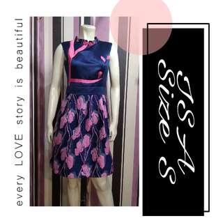 Dress Chongsam Style